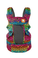 Tula Explore Mesh Baby Carrier - Coast Totally Rad