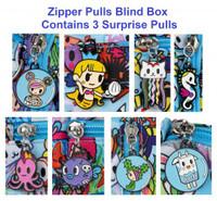 Jujube Sea Amo 2.0 Zipper Pulls Blind Box