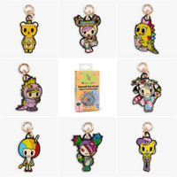 Jujube Kawaii Carnival Zipper Pulls Blind Box