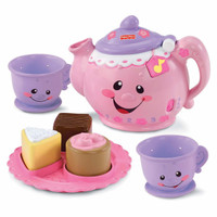 Fisher Price - Laugh & Learn Say Please Tea Set