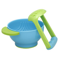NUK - Fresh Foods Mash & Serve Bowl