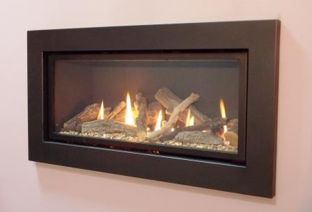 Fireplacestoreonline Pinnacle 860 He Gas Fire Lowest