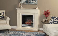 Be Modern Linmere Eco Electric Fireplace Suite