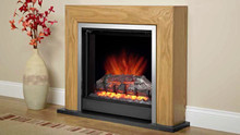 Be Modern Devonshire Electric Fireplace Suite