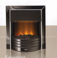 Dimplex Freeport Black Nickel Electric Fire