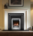 Hamilton Cast Iron Fascia - Gallery Fireplace Collection
