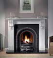 Henley Cast Iron Insert - Gallery Fireplace Collection