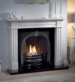 Gloucester Cast Iron Insert - Gallery Fireplace Collection