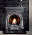 Celtic Cast Iron Combination - Gallery Fireplace Collection