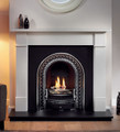 Regal Cast Iron Insert - Gallery Fireplace Collection