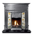 Edwardian Cast Iron Combination - Gallery Fireplace Collection