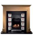 Howard Oak Mantel - Gallery Fireplace Collection