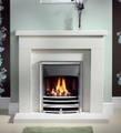 Durrington Limestone Fireplace - Gallery Fireplace Collection