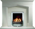 Coniston Limestone Fireplace - Gallery Fireplace Collection