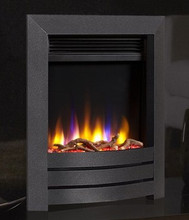 Celsi Ultiflame VR Camber Electric Fire Black
