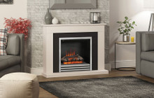 Be Modern Preston Electric Fireplace Suite
