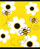 BUSY BEES 8 LOOT BAGS