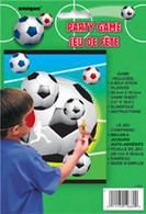 SOCCER BALL BLINDFOLD GAME
