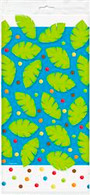JUNGLE PARTY PLASTIC TABLECOVER