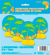 ISLAND PARADISE 4 MINI HONEYCOMBS