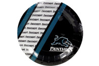 NRL PARTY PLATES PANTHERS 6PK 24CM