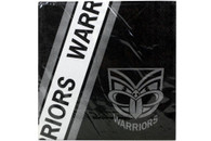 NRL PARTY NAPKINS WARRIORS 12PK 33*33CM
