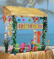 Tiki Bar Hut Kit