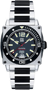 ESQ Men's Blackfin 300m Dive Black Dial 07301148