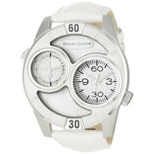 "Marc Ecko ""The Maestro"" Dual Time Men's Watch E16584G3"