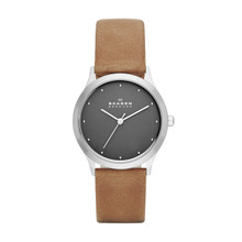 Skagen Jørn Women's Leather Watch SKW2282