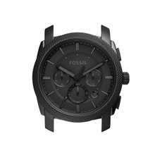 Fossil Men's Machine Chronograph Watch Case 42mm Black CC221023