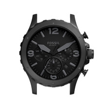 Fossil Men's Nate Chronograph Stainless Steel Case C221026