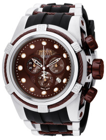 Invicta Men's 0830 Bolt Quartz Chronograph Black Dial Watch