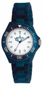 Invicta Men's 1183 Ceramics Quartz 3 Hand White Dial Watch