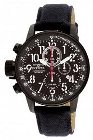 Invicta Men's 1517 I-Force Quartz Chronograph Black Dial Watch