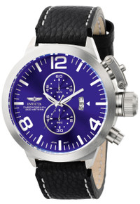 Invicta Men's 6603 Corduba Quartz Multifunction Blue Dial Watch
