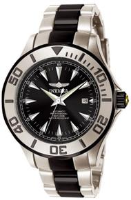 Invicta Men's 7212 Signature Automatic 3 Hand Black Dial Watch