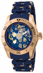 Invicta Men's 10348 Sea Spider Mechanical 2 Hand Blue Dial Watch