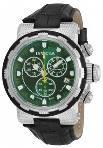 Invicta 11231 Men's Reserve Quartz Chronograph Green Dial Watch