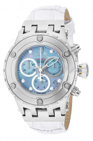 Invicta Women's 14607 Jason Taylor Quartz 3 Hand Platinum Dial Watch