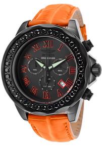 Invicta Men's 14928 Pro Diver Quartz 3 Hand Black Dial Watch