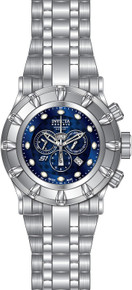 Invicta Men's 16759 Reserve Quartz Chronograph Blue Dial Watch