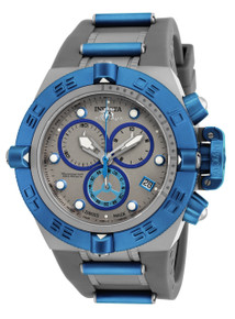 Invicta Men's 17207 Subaqua Quartz Chronograph Grey Dial Watch