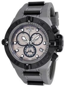 Invicta Men's 17210 Subaqua Quartz Chronograph Grey Dial Watch