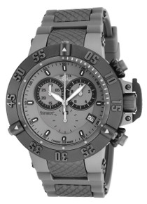 Invicta Men's 17214 Subaqua Quartz Chronograph Titanium Dial Watch