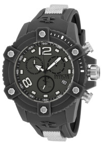 Invicta Men's 17292 Reserve Quartz Chronograph Dark Grey Dial Watch