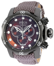 Invicta Men's 18305 Venom Quartz Chronograph Brown Dial Watch