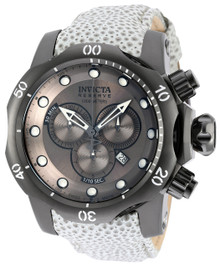 Invicta Men's 18308 Venom Quartz Chronograph Charcoal Dial Watch