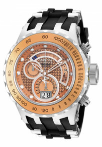 Invicta Men's 18550 Subaqua Quartz Multifunction Rose Gold Dial Watch