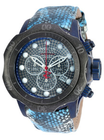 Invicta Men's 19340 Subaqua Quartz Chronograph Blue, Rainbow Dial Watch